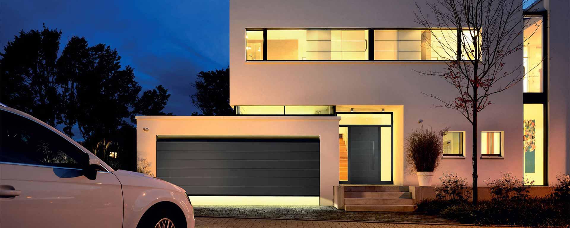 Fenster, Türen, Garagentore