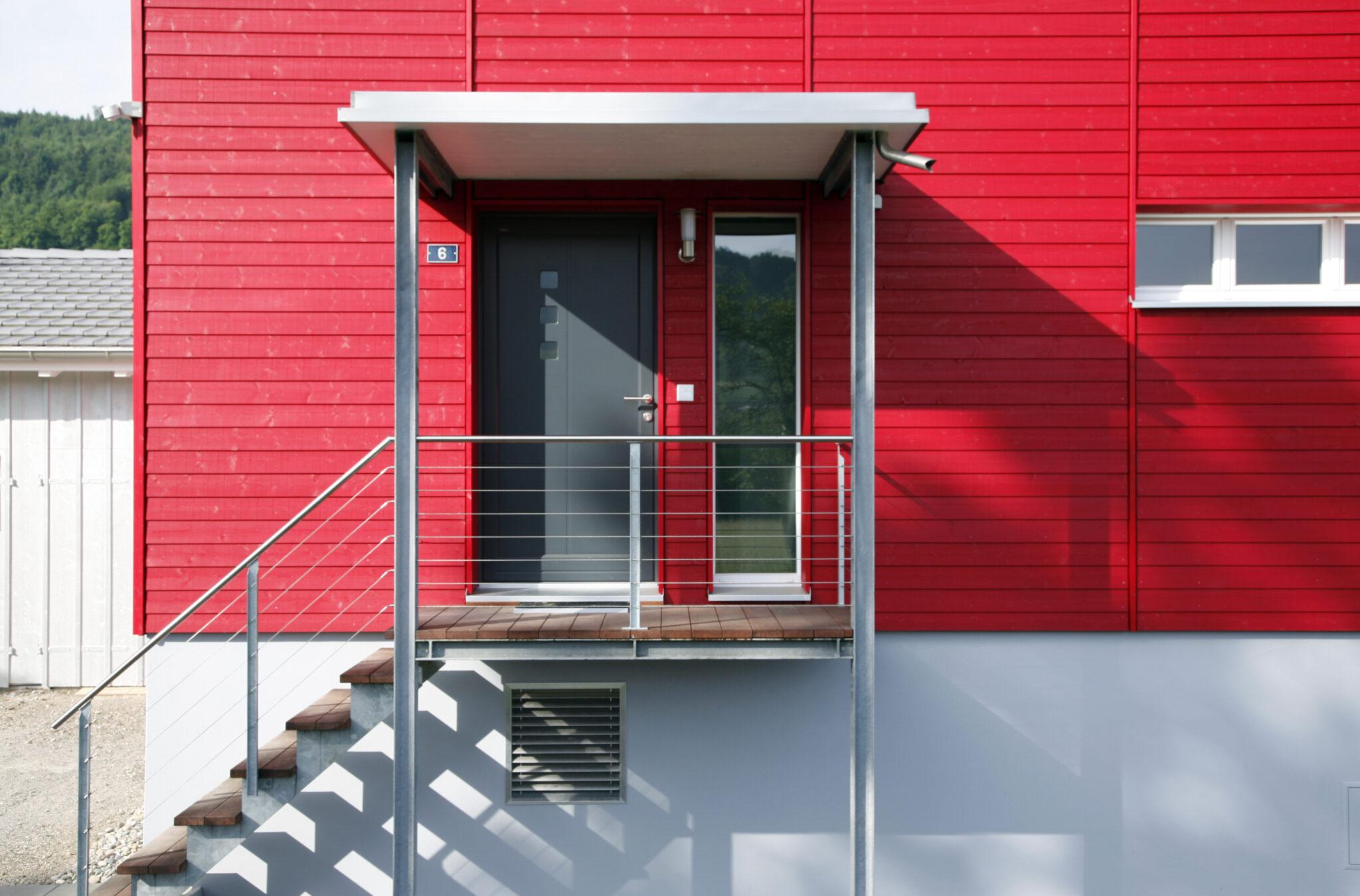 Haustüren, Hauseingang, Neubau, Sanierung